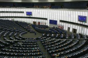 The European Parliament in debate (Wiki)