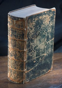 (Photo Credit: Wiki) Bible from 1859