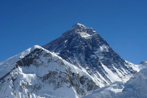 Everest - (Photo Credit: Wiki)