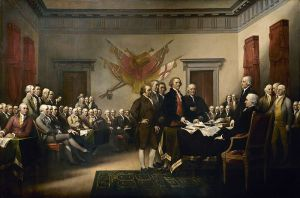 Declaration of Independence - (Wiki)