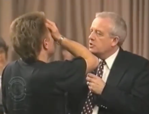 Man healed from blind eye