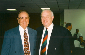 Oral Roberts & Bishop Reid