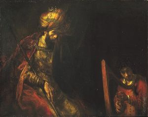 King Saul & David (Photo: Rembrandt Harmensz van Rijn)