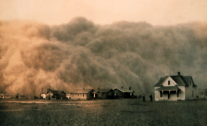 Dust Storm -Texas 1935 (Wiki)