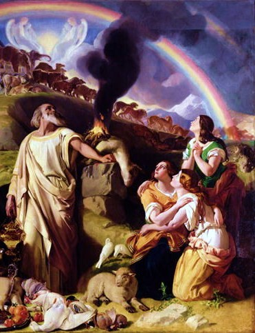 290115 – As in the days of Noah –(Audio)